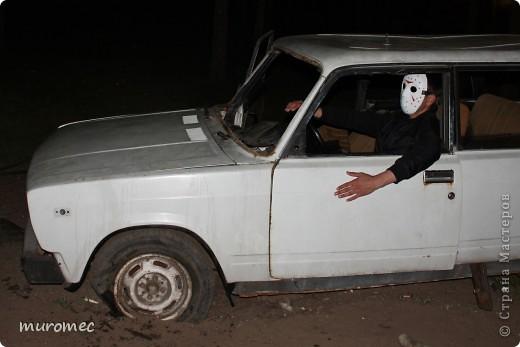 Год выполнения 2010. ----------------------------- Доработано в 2011. ----------------------------- Создание маски Jason,а (Пятница 13е) фото 20