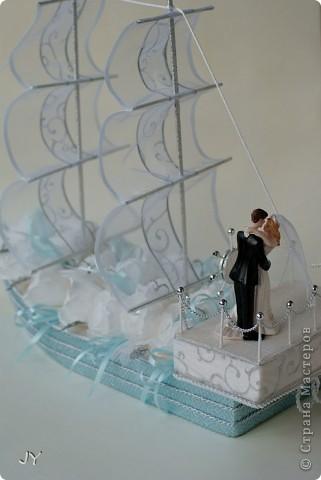 Я сегодня скромненько с одним только кораблем. Но уж больно сильно хотелось его показать! фото 4