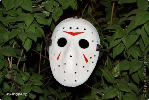 Год выполнения 2010. ----------------------------- Доработано в 2011. ----------------------------- Создание маски Jason,а (Пятница 13е) фото 22