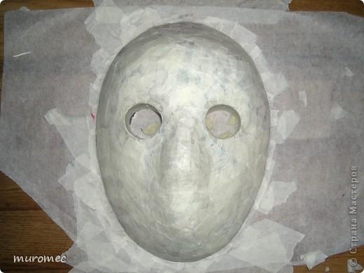 Год выполнения 2010. ----------------------------- Доработано в 2011. ----------------------------- Создание маски Jason,а (Пятница 13е) фото 5