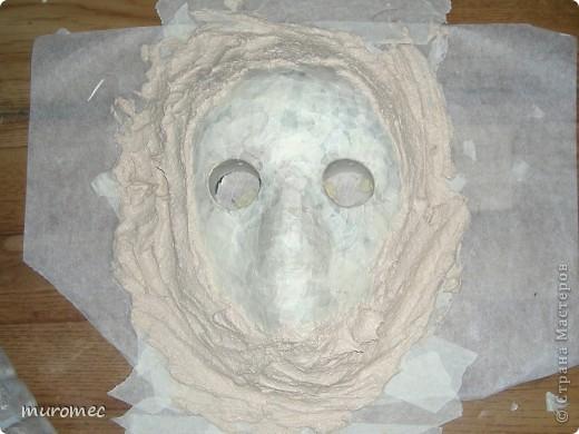Год выполнения 2010. ----------------------------- Доработано в 2011. ----------------------------- Создание маски Jason,а (Пятница 13е) фото 6