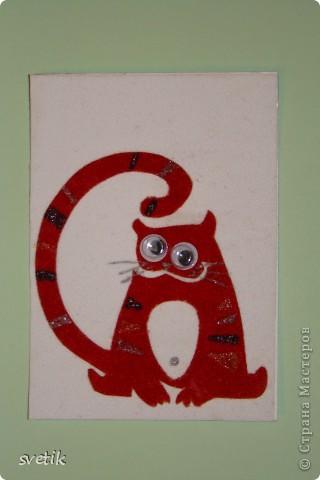 """Разбирая папку для труда с дочкой, натолкнулась на подобного кота . Сразу же придумалась мини-серия """"Шкодные коты"""". Вот они во всей красе...  Первыми к выбору приглашаю Оксану Гордей, Юлию Мозговую , СветуВетуЛану Девочки, кредиторы мои милые, у кого еще в долг клянчила, отзовитесь! фото 5"""
