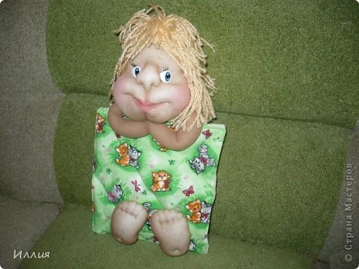 Ну и куда же без попика?! Конечно и я сделала куколку на удачу. Но так как времени было мало, то всего одну. Кстати она ушла одной из первых!!! И еще попросили сделать!!! фото 5