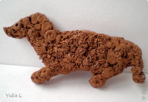Доброго всем времени суток!!! Сегодня хочу показать последние работы моей дочуни Анютки из глины и не только.  В этом году она начала посещать студию керамики, и вот ее первые работы. фото 3