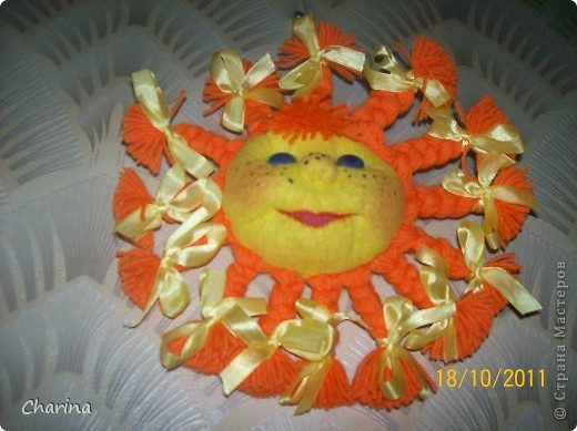 Солнышко (повторюшка) фото 2
