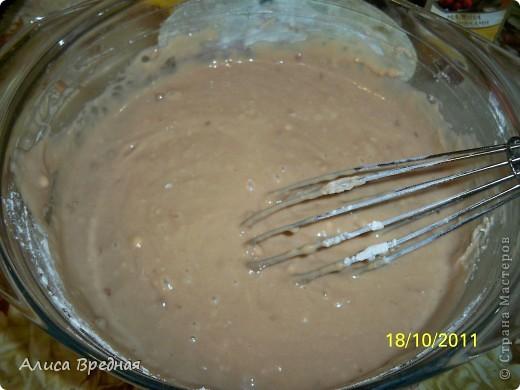 Всем привет))) выкладываю рецепт одного очень простого, вкусного, легкого и быстрого рецепта пирога... я его довольно часто готовлю еще со времен школы... фото 3