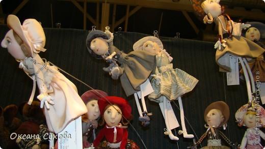 7 Международный Салон Кукол Москва ТЦ Тишинка /4 часть/ фото 4