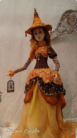 7 Международный Салон Кукол Москва ТЦ Тишинка /4 часть/ фото 17
