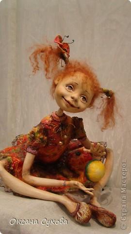 7 Международный Салон Кукол Москва ТЦ Тишинка /4 часть/ фото 19