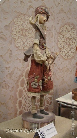 7 Международный Салон Кукол Москва ТЦ Тишинка /4 часть/ фото 24