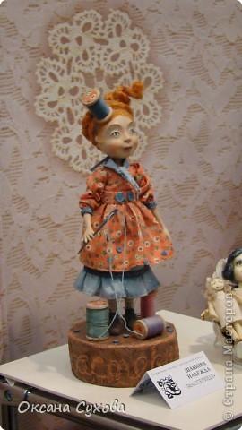 7 Международный Салон Кукол Москва ТЦ Тишинка /4 часть/ фото 25