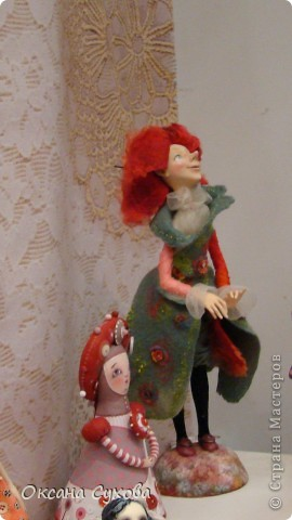 7 Международный Салон Кукол Москва ТЦ Тишинка /4 часть/ фото 26