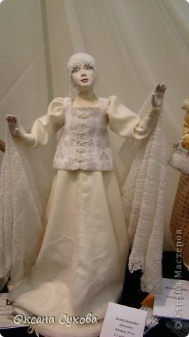7 Международный Салон Кукол Москва ТЦ Тишинка /4 часть/ фото 32