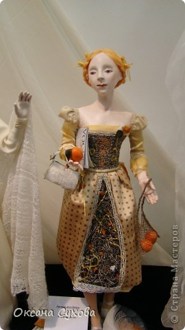 7 Международный Салон Кукол Москва ТЦ Тишинка /4 часть/ фото 34