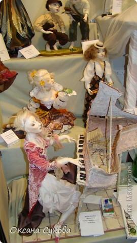 7 Международный Салон Кукол Москва ТЦ Тишинка /4 часть/ фото 35
