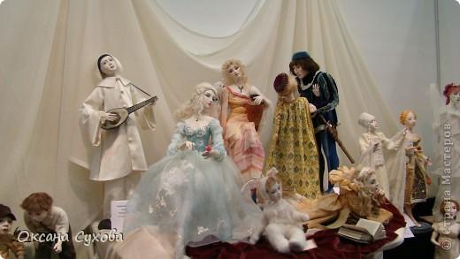 7 Международный Салон Кукол Москва ТЦ Тишинка /4 часть/ фото 41