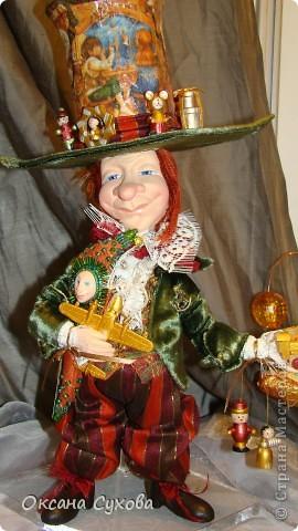 7 Международный Салон Кукол Москва ТЦ Тишинка /4 часть/ фото 43