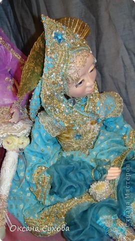 7 Международный Салон Кукол Москва ТЦ Тишинка /4 часть/ фото 49