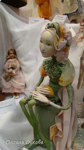 7 Международный Салон Кукол Москва ТЦ Тишинка /4 часть/ фото 53