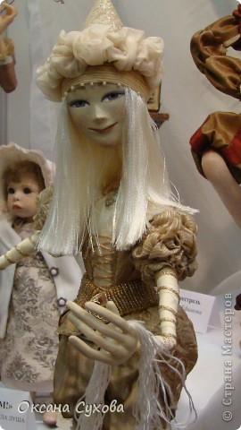 7 Международный Салон Кукол Москва ТЦ Тишинка /4 часть/ фото 54