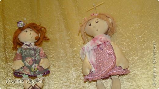 7 Международный Салон Кукол Москва ТЦ Тишинка /4 часть/ фото 66