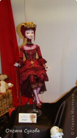 7 Международный Салон Кукол Москва ТЦ Тишинка /4 часть/ фото 70