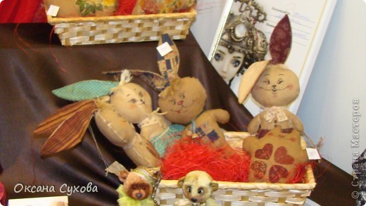 7 Международный Салон Кукол Москва ТЦ Тишинка /4 часть/ фото 75