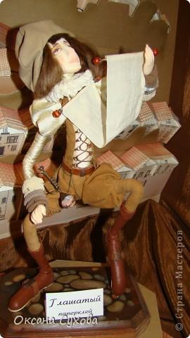 7 Международный Салон Кукол Москва ТЦ Тишинка /5  часть/ фото 19