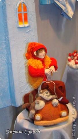 7 Международный Салон Кукол Москва ТЦ Тишинка /5  часть/ фото 26