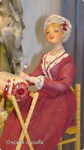7 Международный Салон Кукол Москва ТЦ Тишинка /5  часть/ фото 29