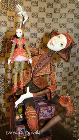 7 Международный Салон Кукол Москва ТЦ Тишинка /5  часть/ фото 37