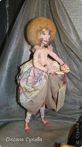 7 Международный Салон Кукол Москва ТЦ Тишинка /5  часть/ фото 47