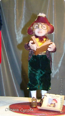 7 Международный Салон Кукол Москва ТЦ Тишинка /5  часть/ фото 48