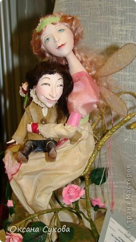 7 Международный Салон Кукол Москва ТЦ Тишинка /5  часть/ фото 51