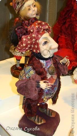 7 Международный Салон Кукол Москва ТЦ Тишинка /5  часть/ фото 56