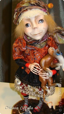 7 Международный Салон Кукол Москва ТЦ Тишинка /5  часть/ фото 58