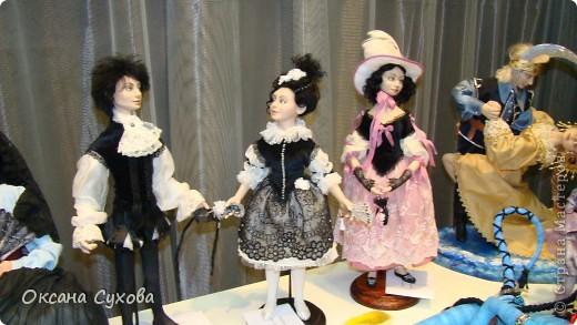 7 Международный Салон Кукол Москва ТЦ Тишинка /5  часть/ фото 61