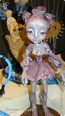 7 Международный Салон Кукол Москва ТЦ Тишинка /5  часть/ фото 62