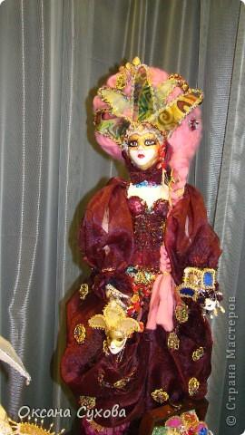 7 Международный Салон Кукол Москва ТЦ Тишинка /5  часть/ фото 65