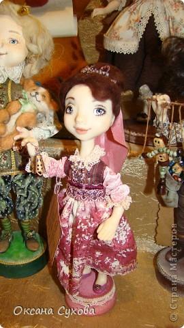 7 Международный Салон Кукол Москва ТЦ Тишинка /5  часть/ фото 82