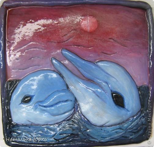 нежность дельфинов... фото 1