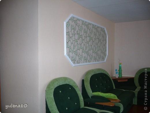 Потолок еще не завершен. поэтому не обращайте внимания на мелкие погрешности. фото 3