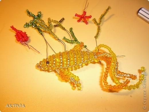 Аквариум с Золотой рыбкой фото 2