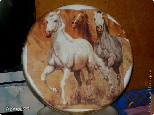 Коробочка с лошадками. фото 4