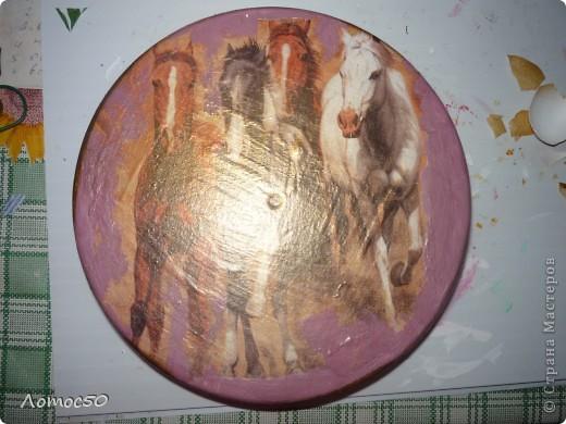 Коробочка с лошадками. фото 5