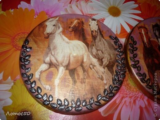 Коробочка с лошадками. фото 6