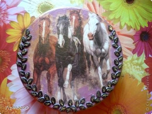Коробочка с лошадками. фото 8