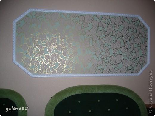 Потолок еще не завершен. поэтому не обращайте внимания на мелкие погрешности. фото 2