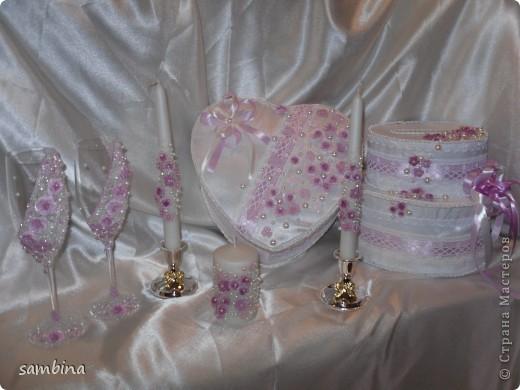 Мой новый свадебный набор фото 2