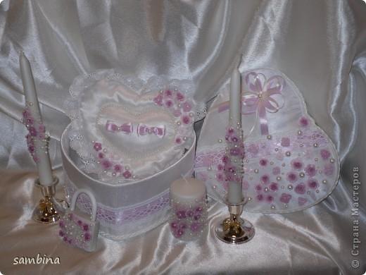 Мой новый свадебный набор фото 3
